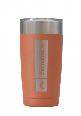 Simms Insulated Mug 20 oz - Simms Orange
