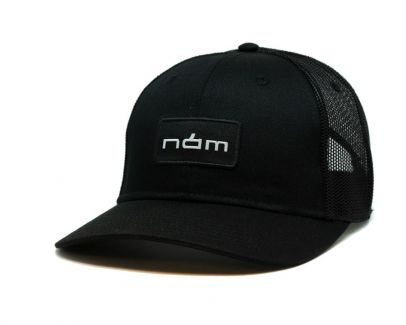 Nam Products Black Trucker Cap