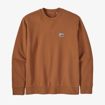 Patagonia Men's Regenerative Organic Cotton Crewneck Sweatshirt - EWBN