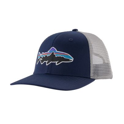 Patagonia Fitz Roy Trout Trucker Hat - CNY