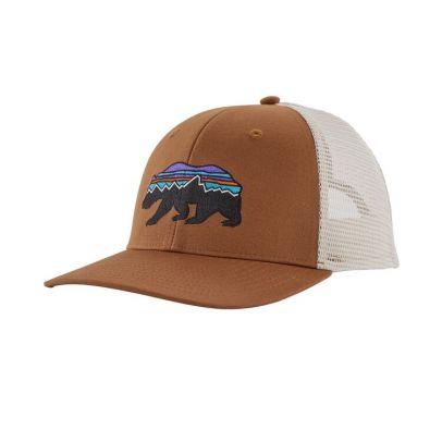 Patagonia Fitz Roy Bear Trucker Hat - EWBN