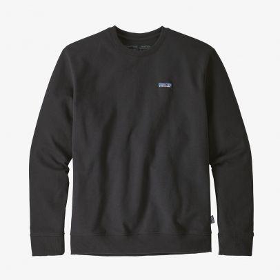 Patagonia M's P-6 Label Uprisal Crew Sweatshirt - BLK