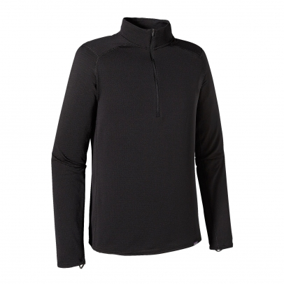 Patagonia M's Capilene Thermal Weight Zip-Neck - Black