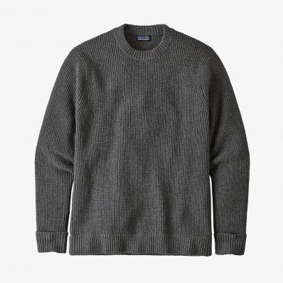 Patagonia M`s Recycled Wool Sweater - HEXG