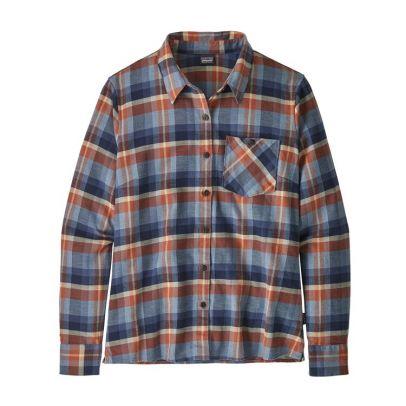 Patagonia W's Heywood Flannel Shirt - BTNN
