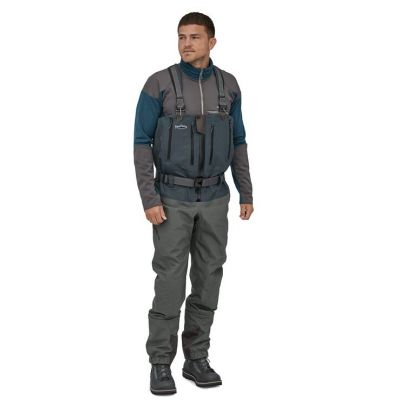 Patagonia M`s Swiftcurrent Expedition Zip Front Waders