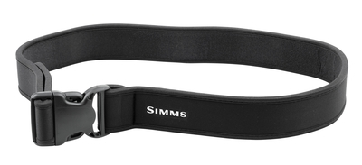 Simms Neoprene Wading Belt Black