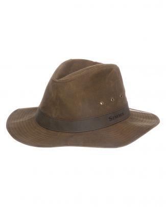 Simms Classic Guide Hat Dark Bronze L/XL