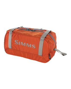 Simms Padded Cube - Medium Simms Orange
