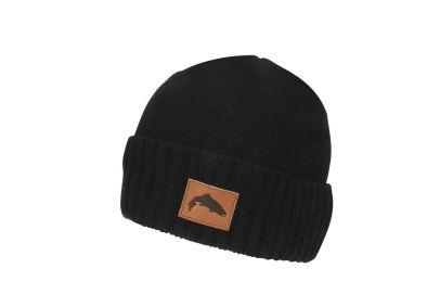 Simms Dockwear Wool Beanie Black