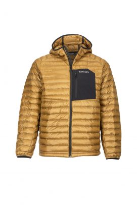 Simms Extream Hooded Jacket Dark Bronze