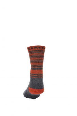 Simms Merino Lightweight Hiker Sock Carbon