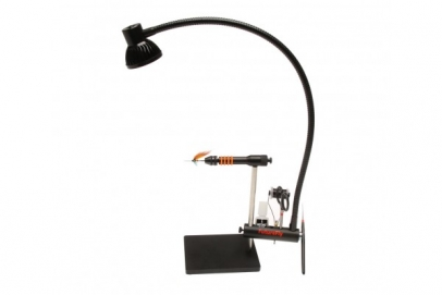 Led-Lamp with Toolrack