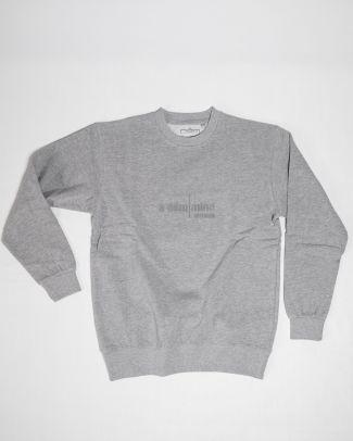 Nam Products Sweat Shirt Classic Grey