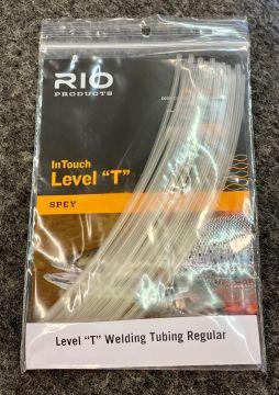 "Rio Level ""T"" Welding Tube Regular Dia. 1,2mm - Up To T-11"