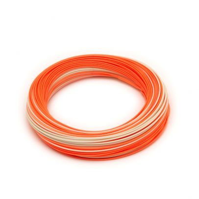 "RIO Connectcore Metered Shooting Line 042""/ 1,06mm 30lb Orange/Yellow"