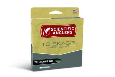 Scientific Anglers TC Skagit Extreme Multi Tip Kit Float