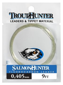SalmonHunter Fluorocarbon Leader 9ft 0,405mm