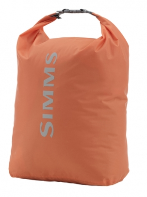 Simms Dry Creek Dry Bag Bright Orange