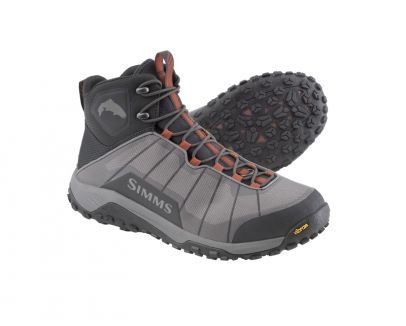 Simms Flyweight Boot Steel Grey