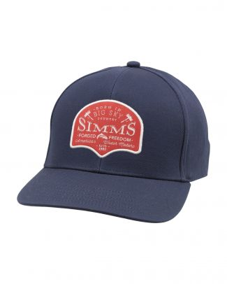 Simms Big Sky Country Cap Admiral Blue