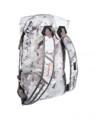 Simms Dry Creek Simple Pack - 25L Cloud Camo Grey
