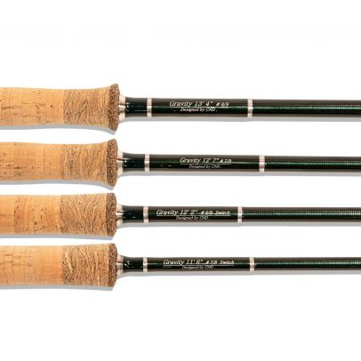 CND Gravity 4pc. Double Hand Rods