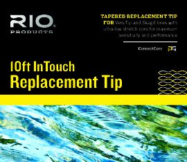 RIO InTouch Replacement Tip 10' Sink 8