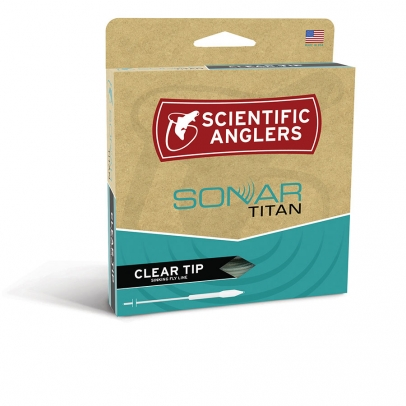 Scientific Anglers Sonar Titan Clear Tip Float/Intermediate