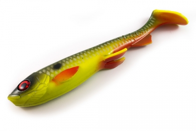 Wolfcreek Lures Wolfcreek Shad 2-Pack
